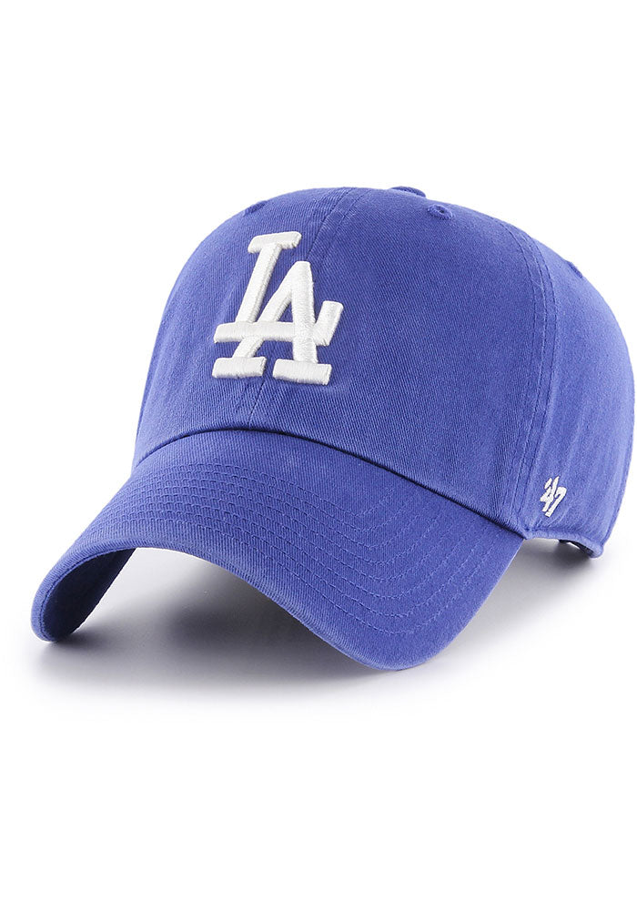 47 Brand Los Angeles Dodgers Clean up LA Hat - legitkicks.ca