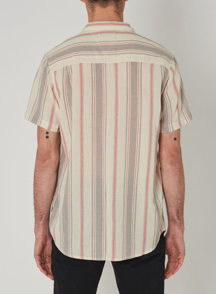 Rolla's Bon Smoke Men Stripe Shirt - Legitkicks.ca