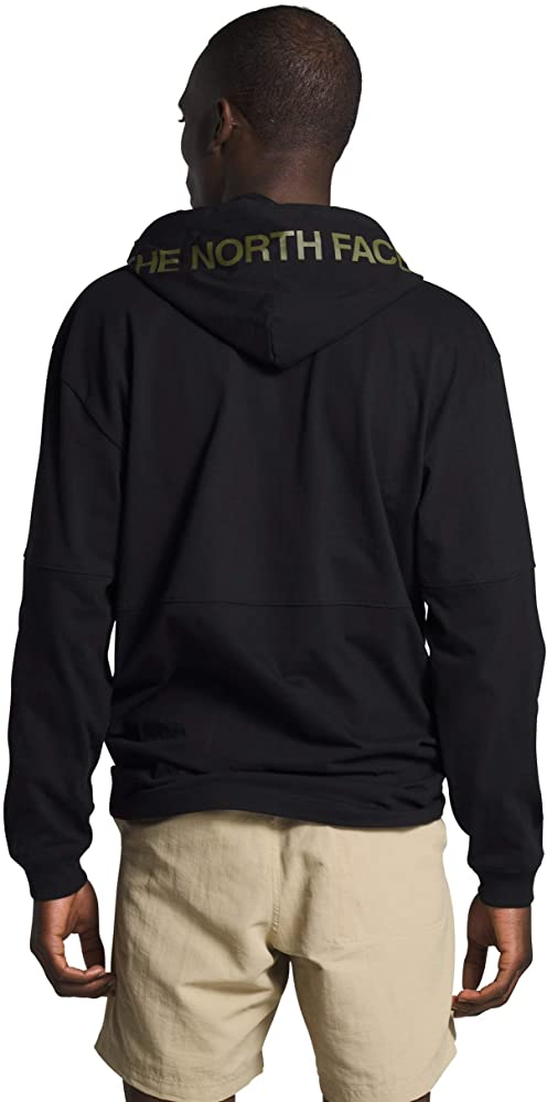 The North Face Heavyweight Half And Half Hoodie