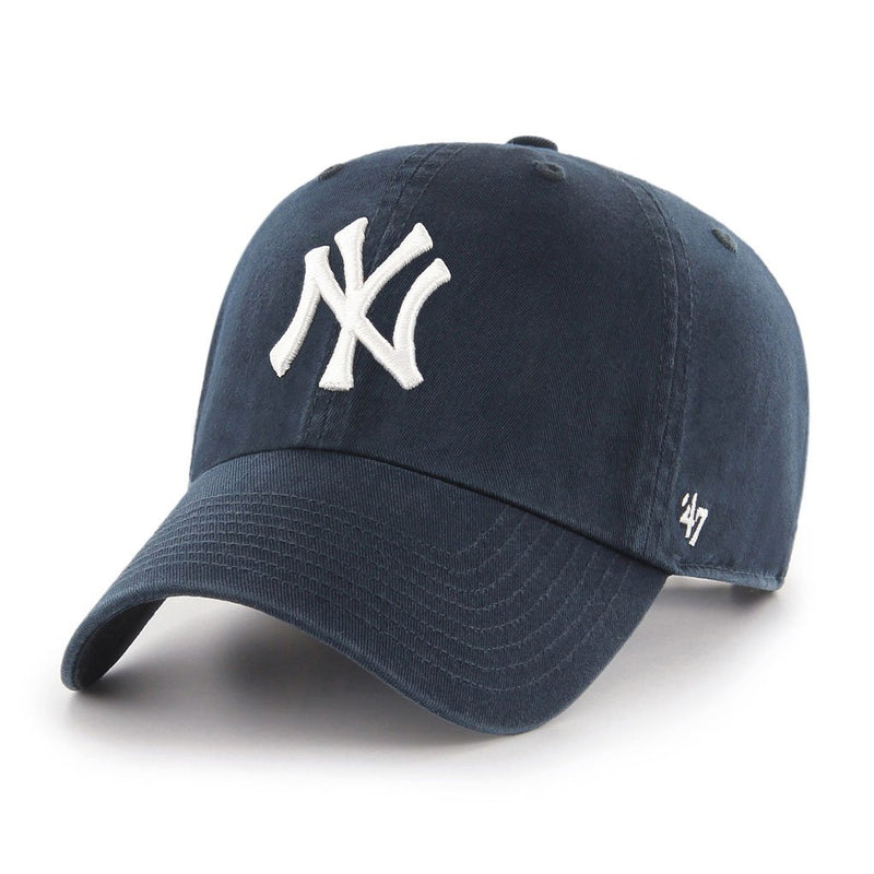 47 Brand MLB NY Youth Clean Up Hat