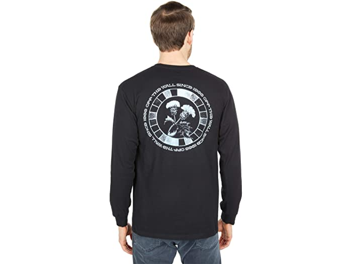 Vans In The Weeds LS Black Long Sleeve - Legitkicks.ca