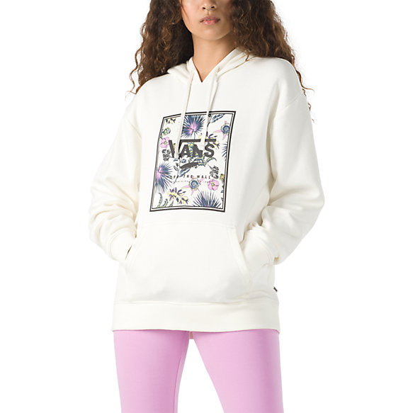 Vans Women Hoodie Califas Boxed In Marshmallow - Legitkicks.ca