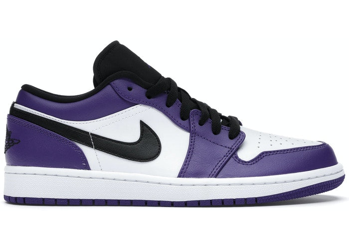 Air Jordan 1 low court Purple - Legitkicks.ca