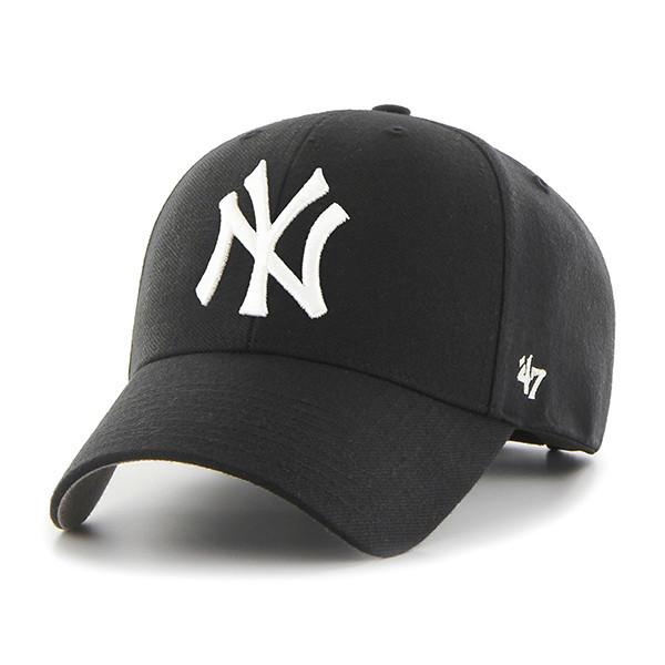 47 Brand NY Hat MVP In Black