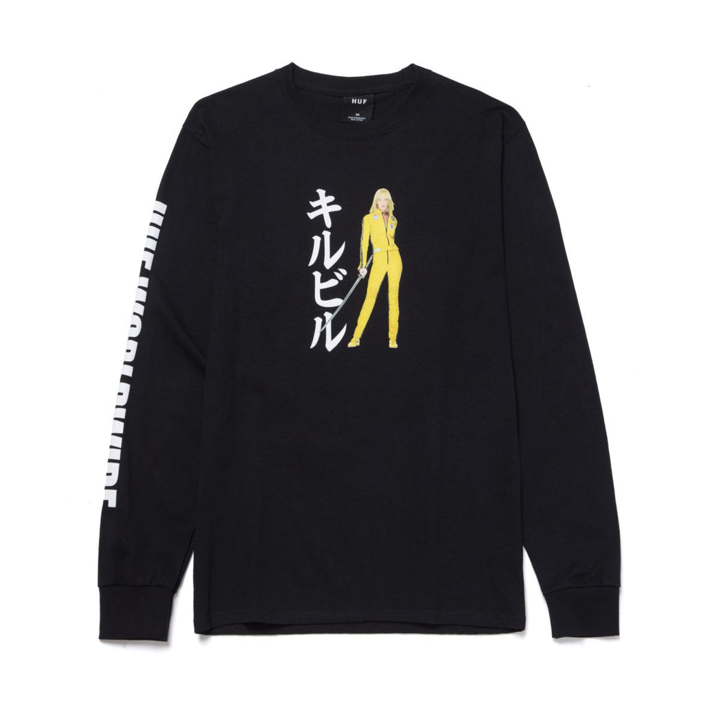 Huf x Kill Bill Black Mamba Tee - Legitkicks.ca