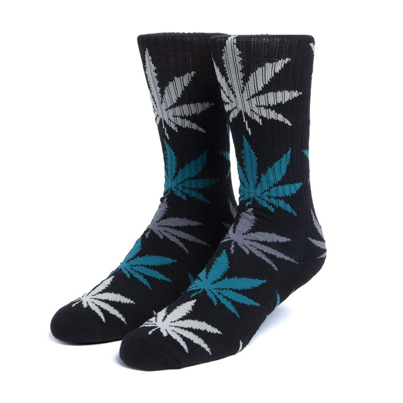 Huf Fader Plantlife Black Socks - Legitkicks.ca