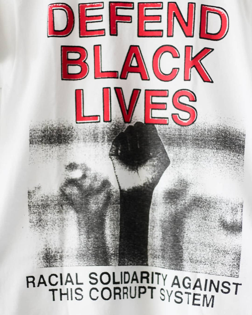 Obey Clothing Defend Black lives tee - Legitkicks.ca