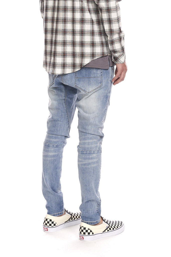 Kuwallatee Denim Trouser - Legitkicks.ca