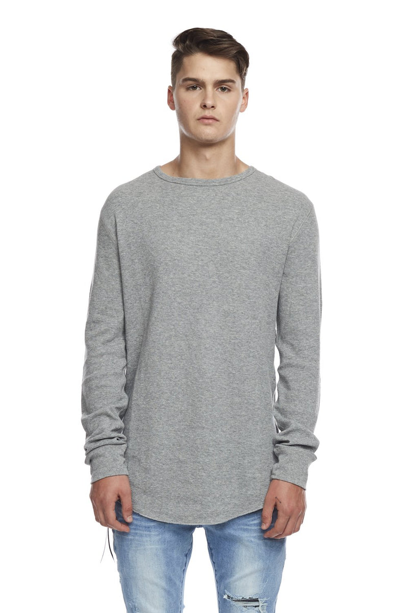 Kuwallatee Thermal Scoop Tee Long Sleeve