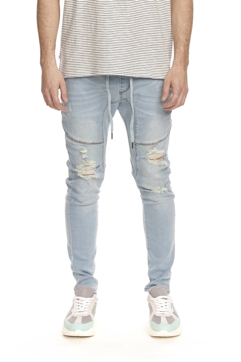 Kuwallatee Slasher Denim Trouser