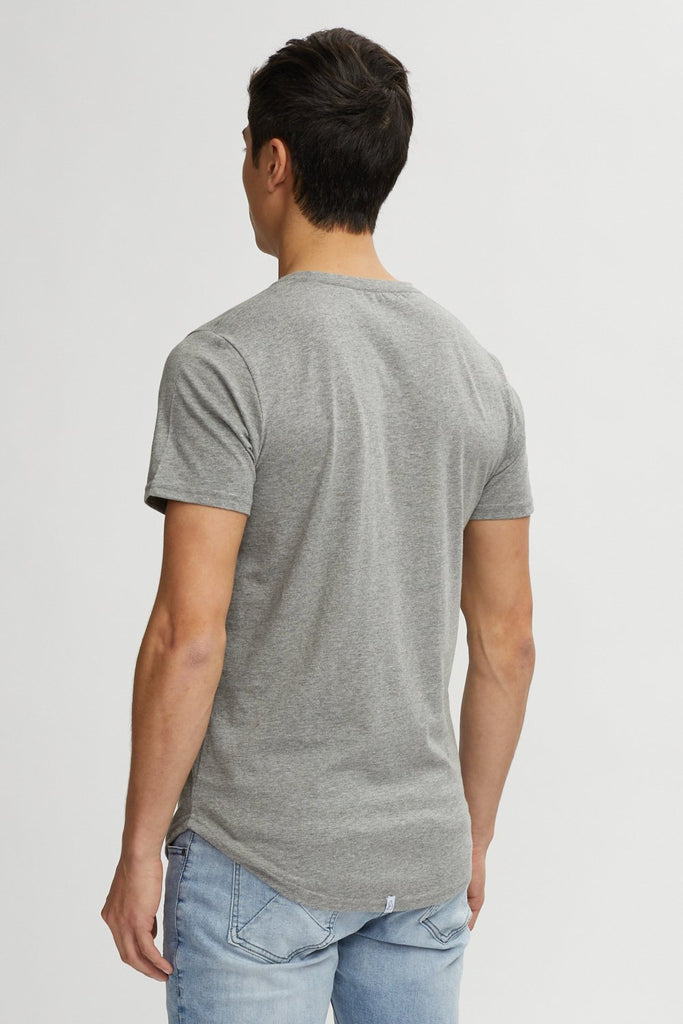 Kuwallatee easy scoop Tee Heather Grey - Legitkicks.ca