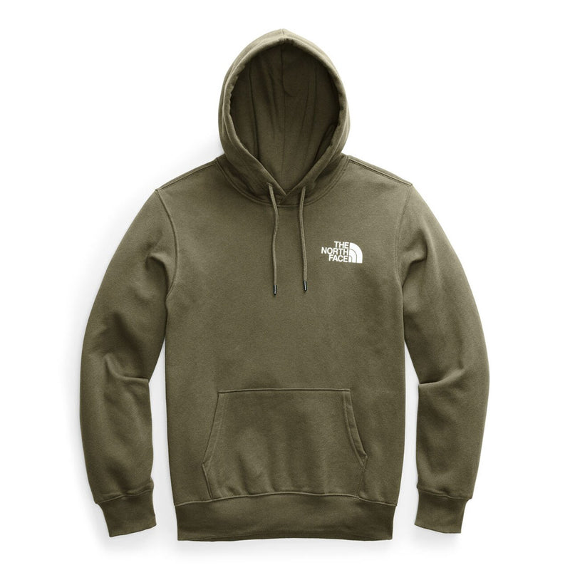 The North Face Box NSE Hoodie Burnt Olive