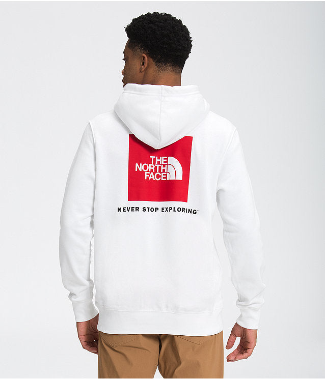 The North Face Box NSE Hoodie White