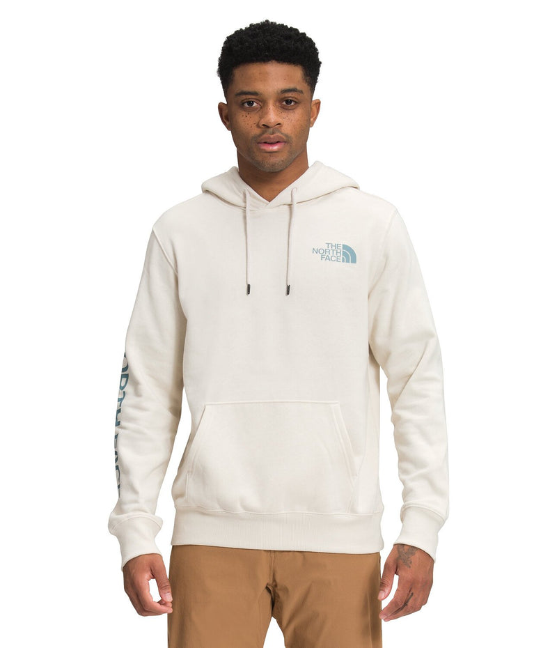 The North Face Box NSE Hoodie Vintage White