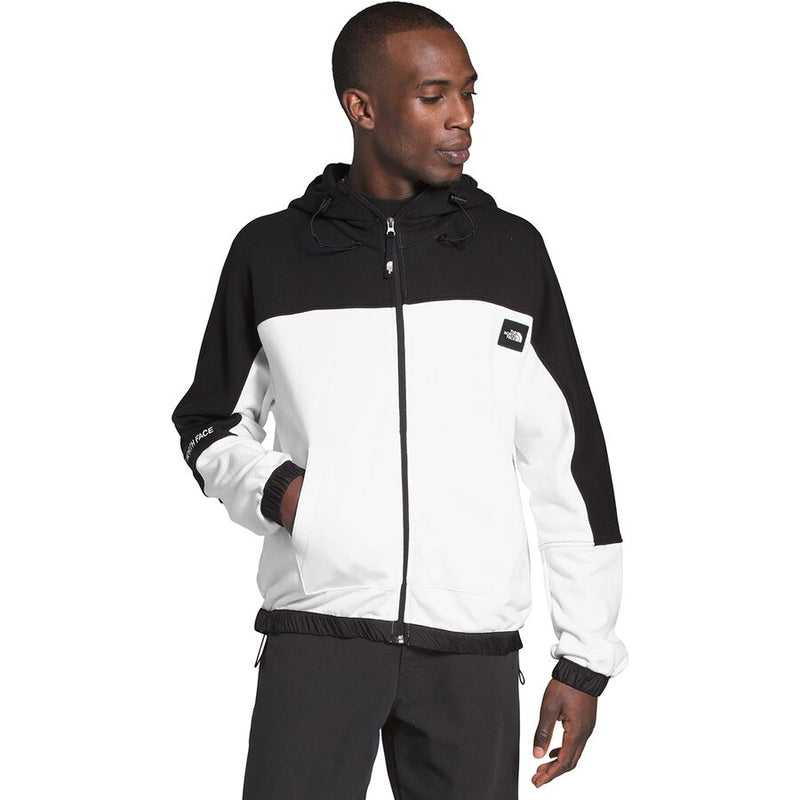 The North Face Geary Full Zip Pullover Hoodie TNF Black/White - Legitkicks.ca
