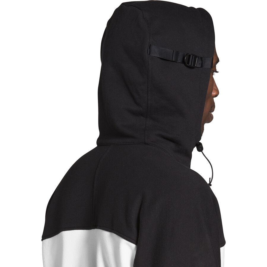 The North Face Geary Full Zip Pullover Hoodie TNF Black