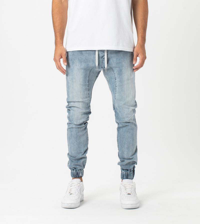 Zanerobe Sureshot Denim Jogger Blue - Legitkicks.ca