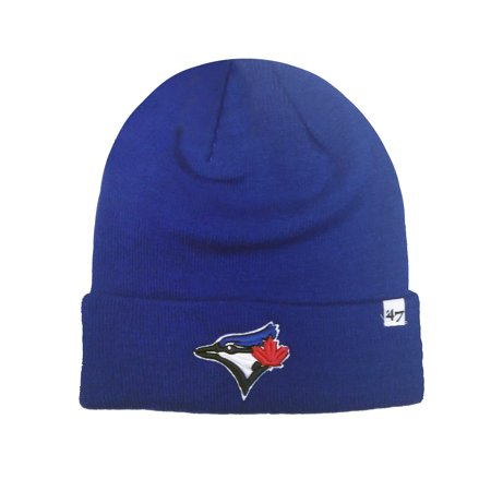 47 Brand MLB Blue Jays Raised Cuff Beanie