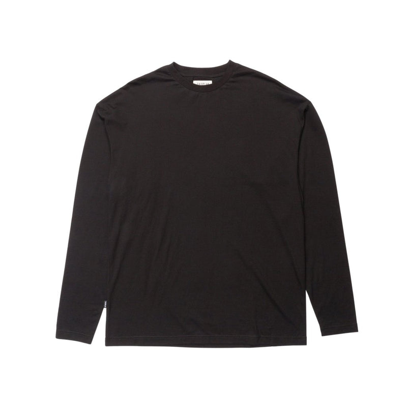Fairplay Official LS Oversized Tee Black - Legitkicks.ca