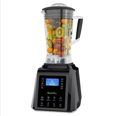 Automatic Digital Touchscreen 3HP BPA FREE 2L Professional Blender Mixer Juicer High Power Food Processor Green Fruit Smoothies Culinary Techs