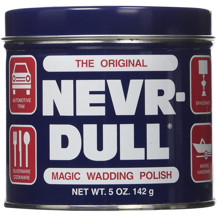 Nevr-Dull Magic Wadding Polish - 5oz