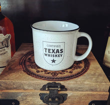 Load image into Gallery viewer, Certified Texas Whiskey Campfire Mug