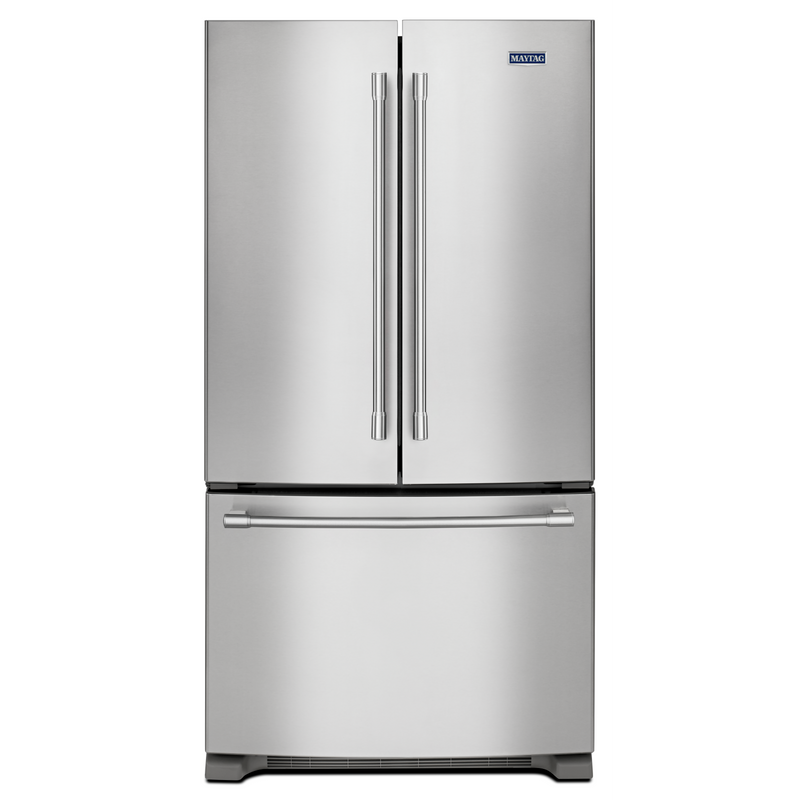 Maytag® 36- Inch Wide Counter Depth French Door Refrigerator - 20 Cu. Ft. MFC2062FEZ