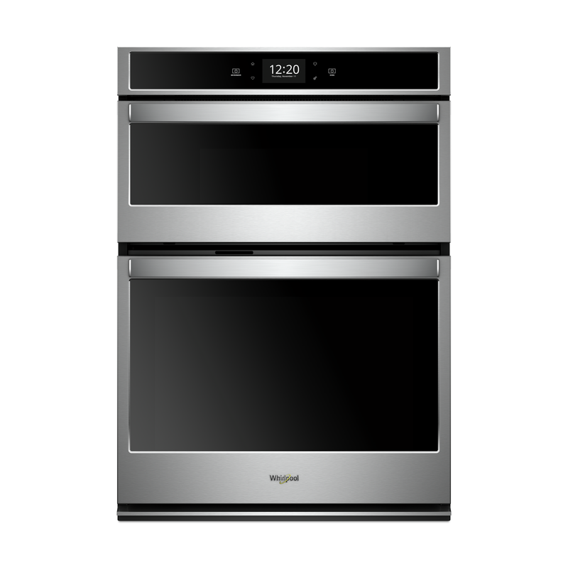 5.7 cu. ft. Smart Combination Wall Oven with Touchscreen WOC75EC7HS