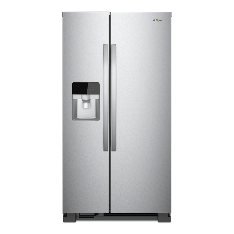 33-inch Wide Side-by-Side Refrigerator - 21 cu. ft. WRS331SDHM