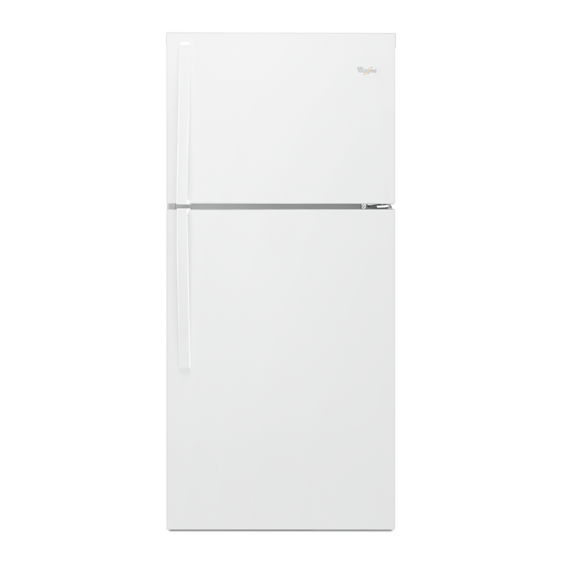 Whirlpool® 30-inch Wide Top-Freezer Refrigerator - EZ Connect Icemaker Kit Compatible  - 19.2 cu. ft. WRT549SZDM