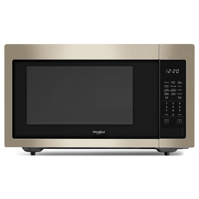 1.6 cu. ft. Countertop Microwave with 1,200-Watt Cooking Power YWMC30516HB
