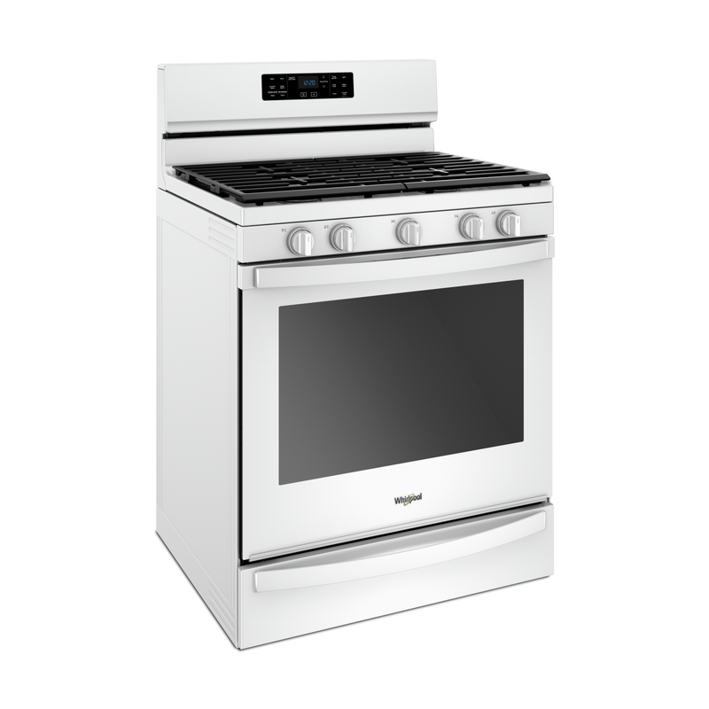 5.8 Cu. Ft. Freestanding Gas Range with Frozen Bake™ Technology WFG775H0HW