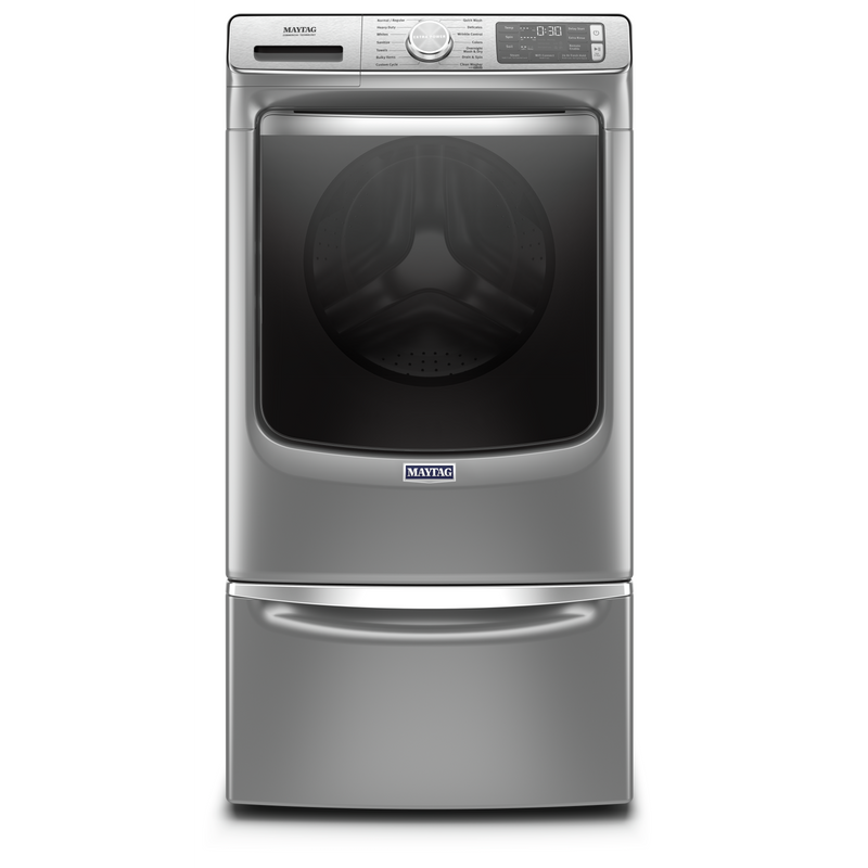 Smart Front Load Washer with Extra Power and 24-Hr Fresh Hold® option - 5.8 cu. ft. MHW8630HC