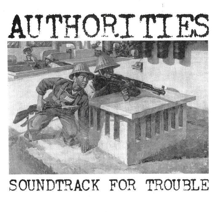Soundtrack for Trouble EP - ORIGNIAL!!!