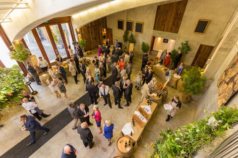 Source to Serve Event at Mahana Cellars
