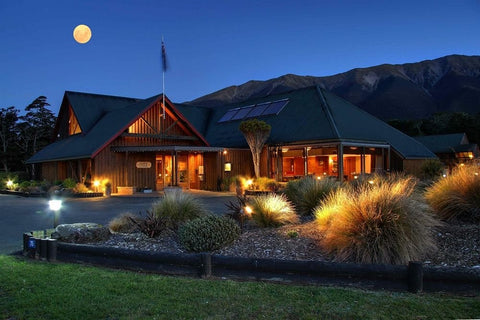 Alpine Lodge in St Arnaud, New Zealand