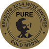 Gold Medal from Bragato Wine Awards