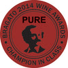 Trophy from Bragato Wine Awards