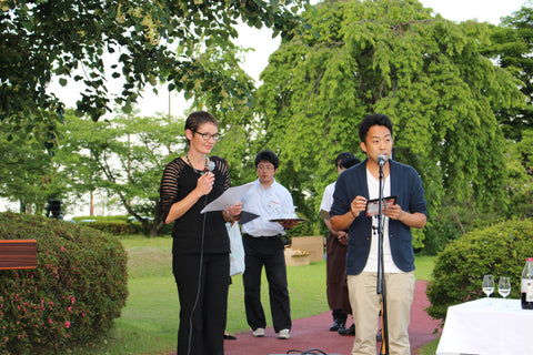Blackenbrook Wine Night at Tochigi Golf Course, Japan