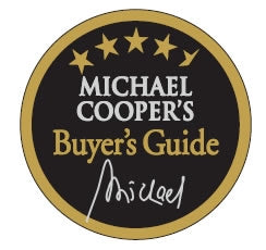Michael Coopers 4.5 stars