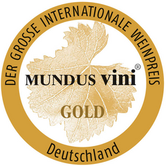 Gold and Best in Class from Mundus Vini International Wine Award