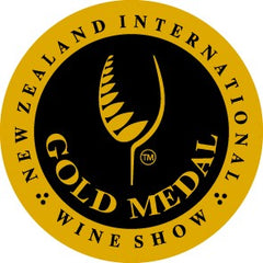 Gold Medal from New Zealand International Wine Show