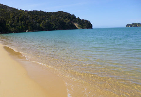 World-famous Abel Tasman National Park, Nelson - New Zealand