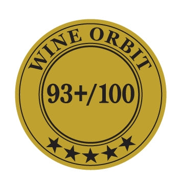 Wine orbit 5 stars