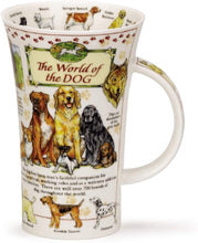Load image into Gallery viewer, Dunoon Fine English Bone China Mug - World of Dogs