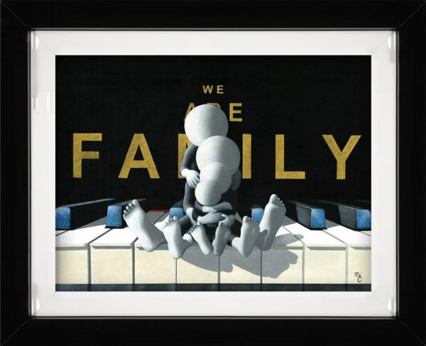 Mark Grieves - Limited Edition - We are Family