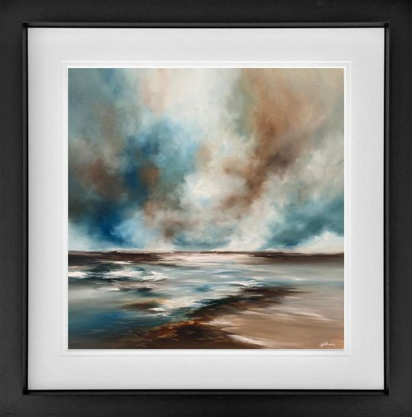 Alison Johnson- Limited Edition - Chasing Tides
