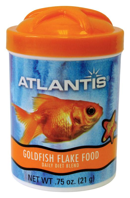 Omega One  Seafood  Flakes  Fish  Food  0.42 oz.