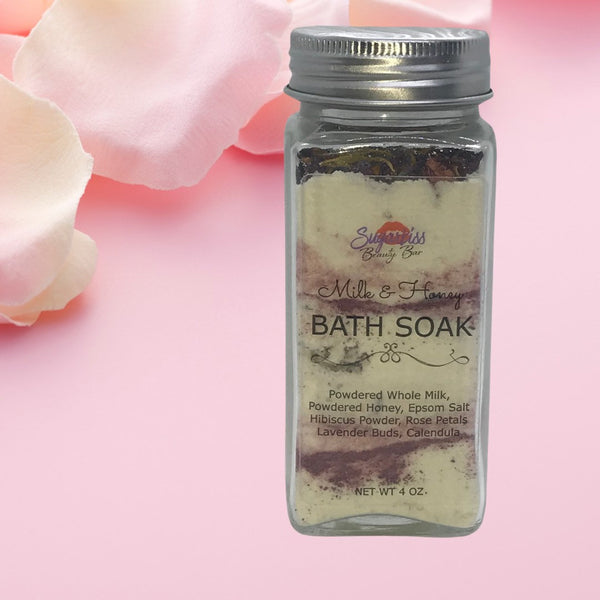 Milk & Honey Floral Bath Soak