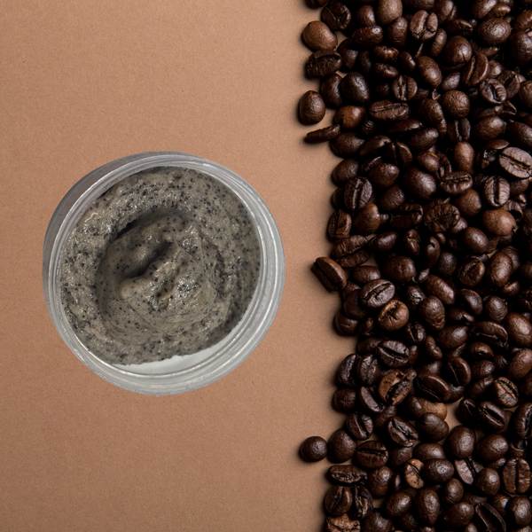 Cinnamon Expresso Coffee Scrub
